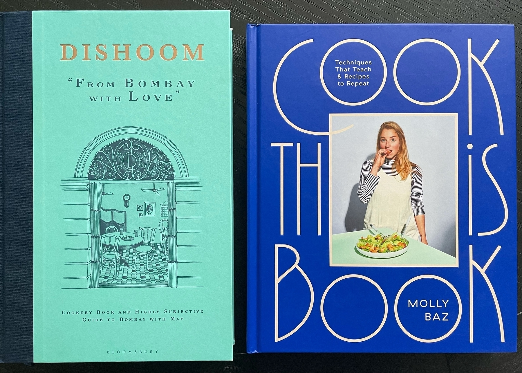 Dishoom and Cook This Book